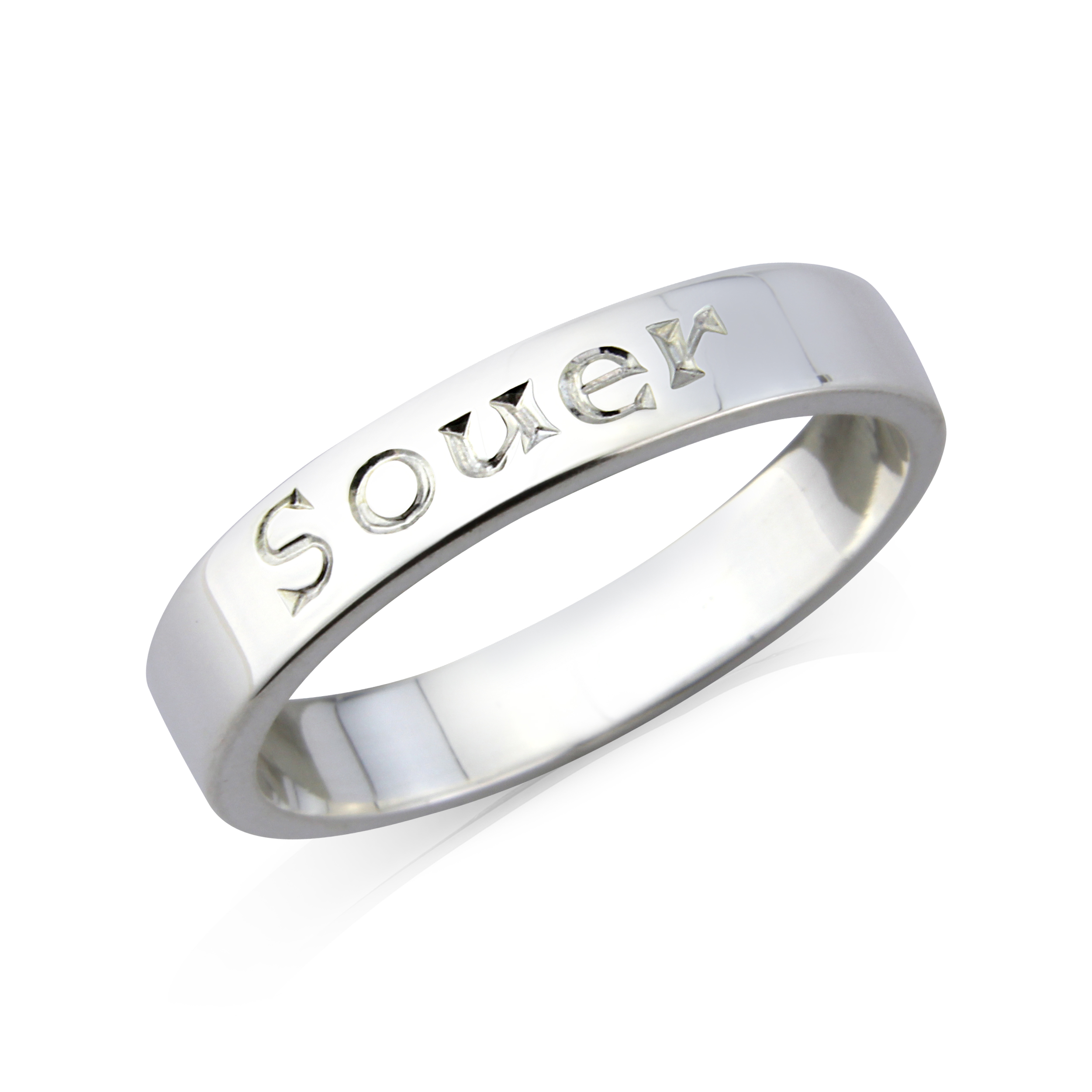 Sterling Silver Ring  (Sister)