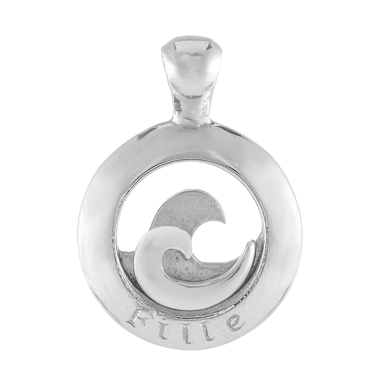 Sterling Silver Pendant  (Daughter)