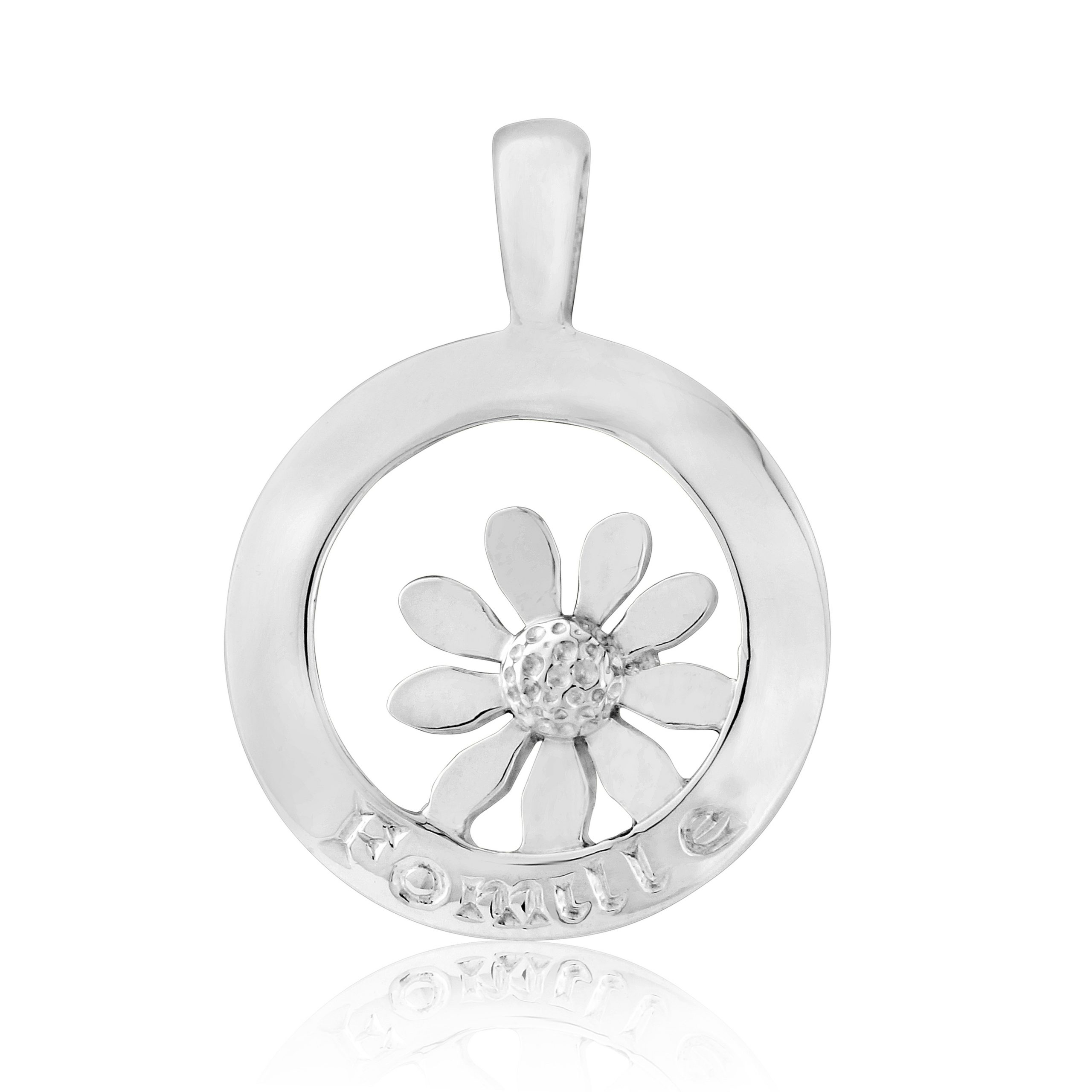 Sterling Silver Pendant  (Family)
