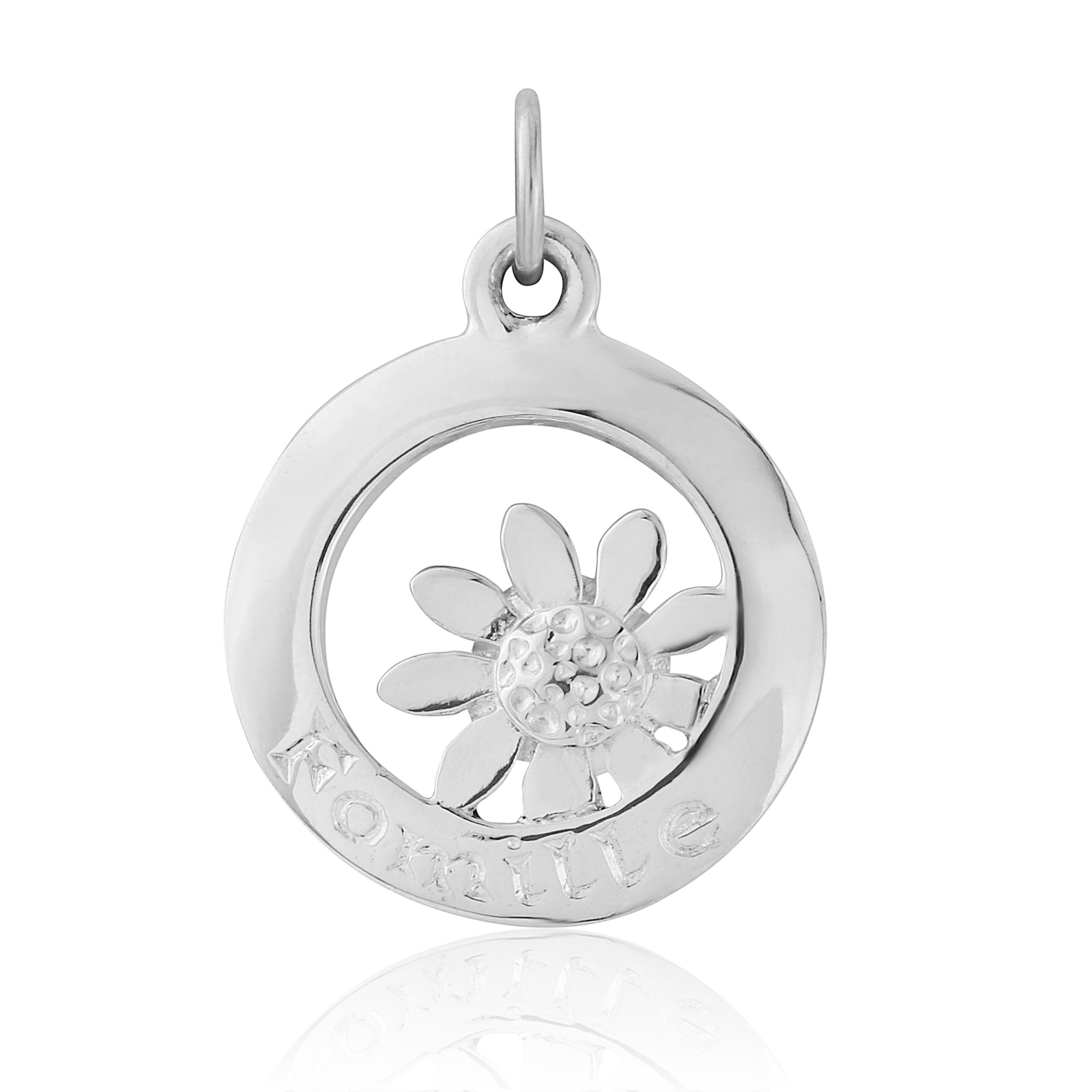 Sterling Silver Charm / Pendant  (Family)