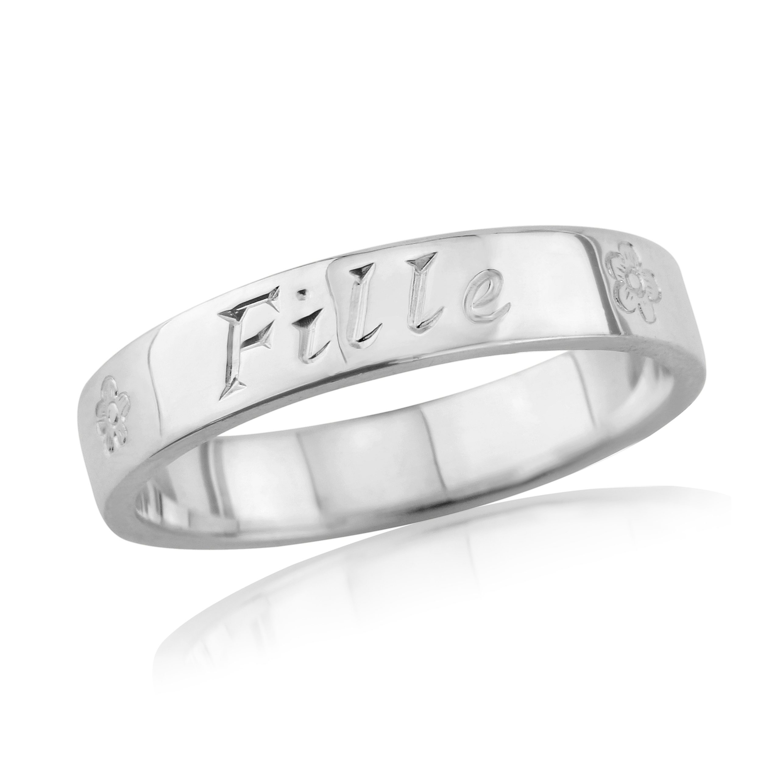 Sterling Silver Ring (Daughter)